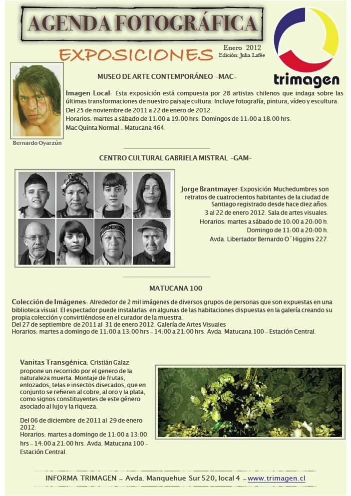 TRIMAGEN - Agenda 201201